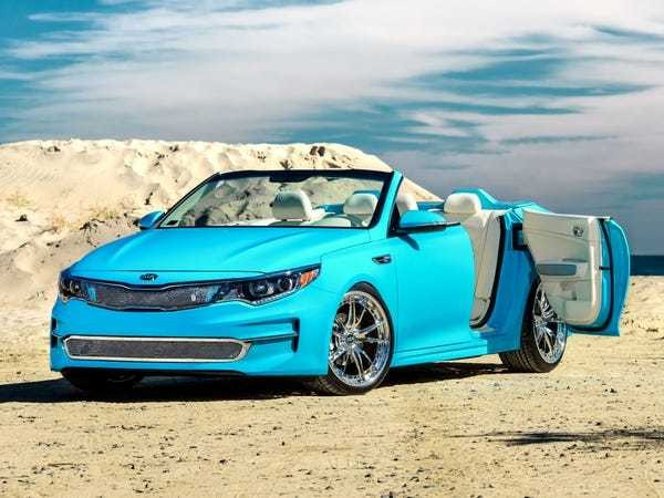 Check out 44 cool cars from the SEMA show in Las Vegas - Business Insider