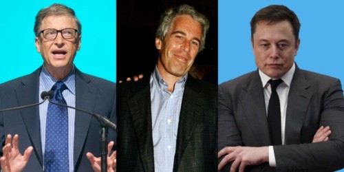 Tech moguls Jeffrey Epstein was connected to: Full list