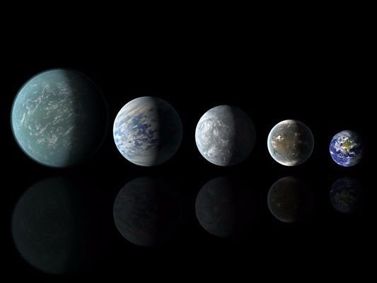 An exoplanet 1,200 light years away might be capable of sustaining life