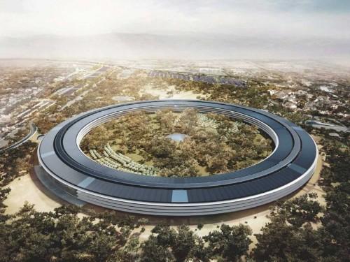 Jony Ive's latest project is Apple's new headquarters