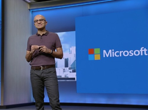 Growth for Microsoft's cloud business Azure sees the biggest slowdown in three years