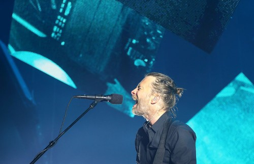 Radiohead's Thom Yorke Hopes His BitTorrent Album Will Revolutionize The Entertainment Industry