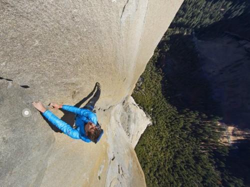 25 incredible photos of climbing El Capitan's 3,000-foot wall, seen through Google's new vertical Street View