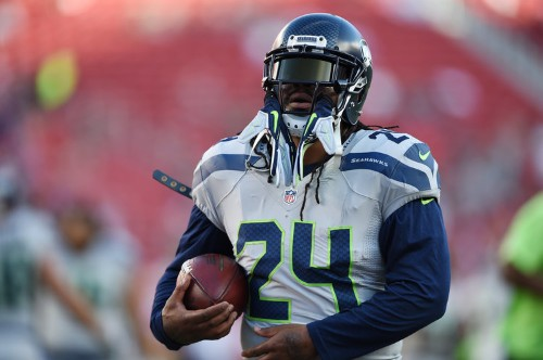 The Seahawks may be forced to part ways with Marshawn Lynch this offseason