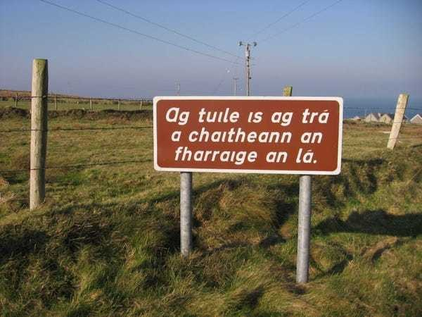 10 things about Ireland that shock foreigners - Business Insider