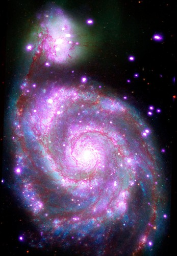 These Mind-Blowing New Images From NASA Reveal The Invisible Universe
