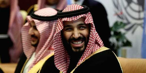 MBS could use Saudi Aramco, boxing, tourism wins to whitewash image - Business Insider