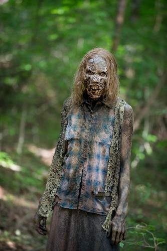 There's one type of zombie you'll never see on 'The Walking Dead'