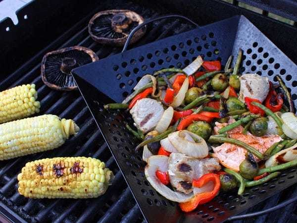 10 foods that are surprisingly delicious on the grill - Business Insider