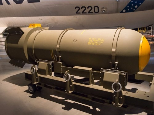 A thermonuclear bomb slammed into a North Carolina farm in 1961 — and part of it is still missing