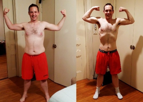 I Lost A Ton Of Weight Doing A DVD Exercise Program, And It Changed My Life