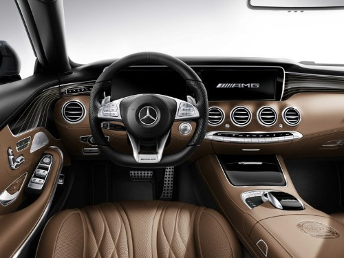 Mercedes' New Super Coupe Combines Power And Beauty