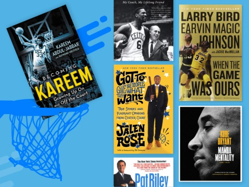 The 10 best books written by NBA players, from a fan who's read them all