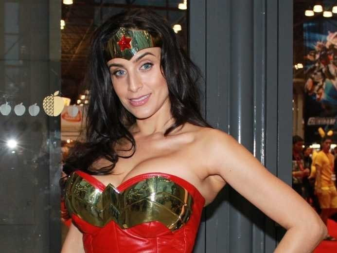 Photos Of The Best Costume Cosplay From New York Comic Con 2013