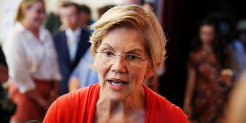 Elizabeth Warren just issued a stark warning around a 'coming economic crash' — and outlined a plan to avoid it