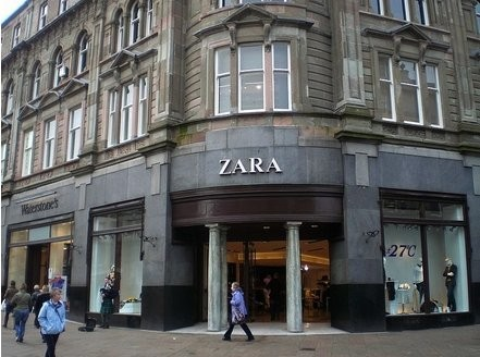 Zara Is Outsmarting H&M And Taking Over The World