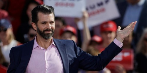 Donald Trump Jr. is writing a book — and Twitter is having a blast predicting the titles