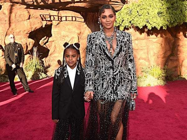 Beyoncé argues Blue Ivy is a 'cultural icon' in legal documents: report - Business Insider