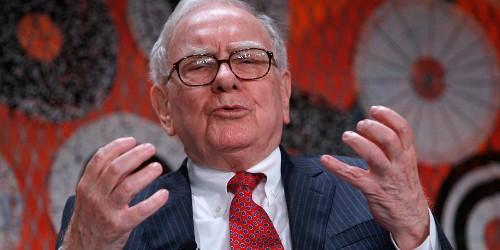 Warren Buffett's famous advice for leading a fulfilling life is simple