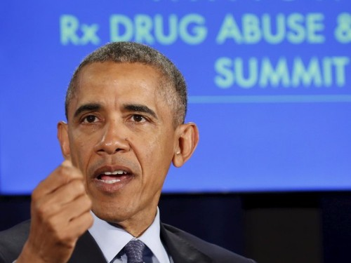 Obama gave a huge signal that the old War on Drugs is over