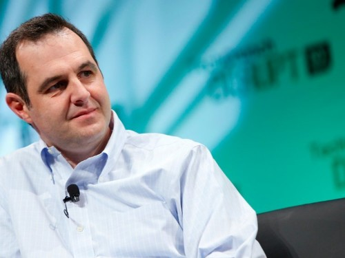 The CEO of fintech company Lending Club is stepping down, and that sent the stock crashing