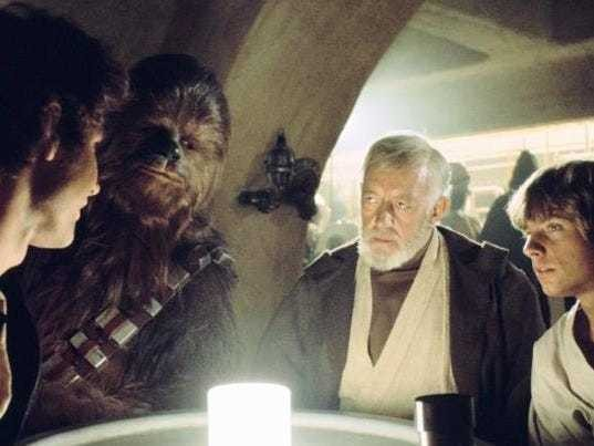 What you didn't know about the 'Star Wars' cantina scene - Business Insider