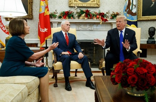 Trump signs temporary spending bill, punting government-shutdown risks to just before Christmas