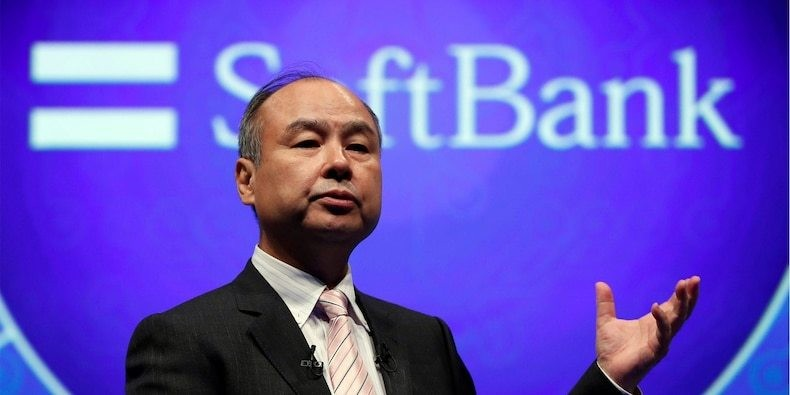 SoftBank CEO Masayoshi Son racked up a $3.7 billion loss trading daily moves in tech stocks — and the risky investments are concerning the company's 2nd-biggest shareholder