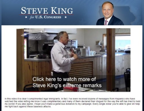 Liberal Group Trolls Controversial GOP Congressman After He Tries To Fundraise Off Their Video