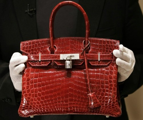 Jane Birkin asks Hermes to take name off crocodile handbag