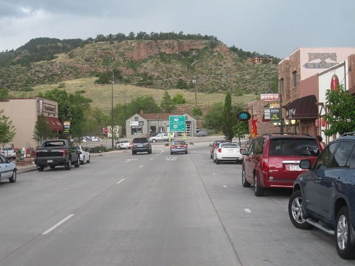 This Is What Lyons, Colorado, Looked Like Right Before The National Guard Evacuated The Whole Town