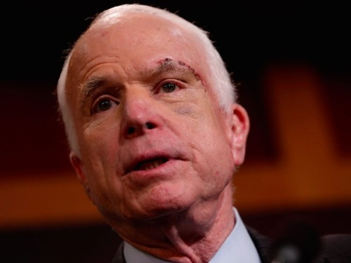 'We don't answer to him': McCain calls Trump 'poorly informed,' 'impulsive' in blistering op-ed