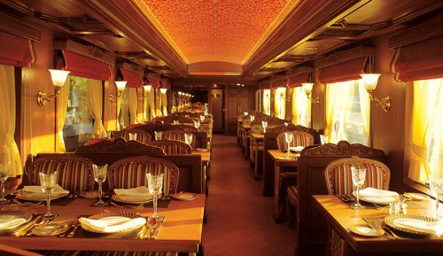 4 luxurious train journeys that will make you feel like 19th-century royalty