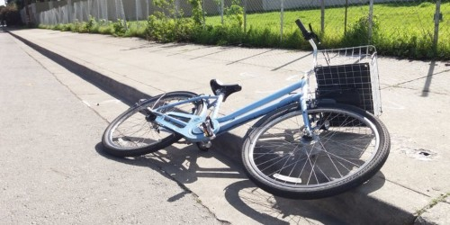 Facebook's free employee bikes are causing headaches for its neighbors