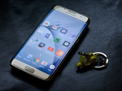 Samsung's next big phone will ditch the headphone jack and the home button, says report