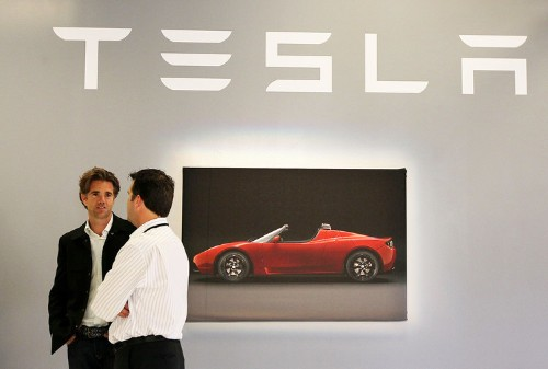 For 3 months in 2015, Tesla did something we've almost never seen before