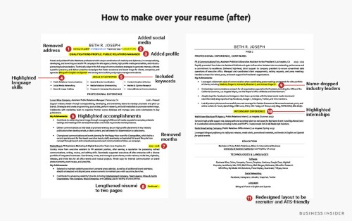 11 ways to update your résumé when you get a new job