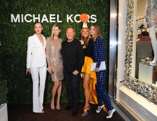 How Michael Kors Went From Design School Dropout To Billionaire Fashion Tycoon