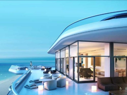Wall Street Hotshots Are Snapping Up Spots In This Gorgeous $1 Billion Miami Condo