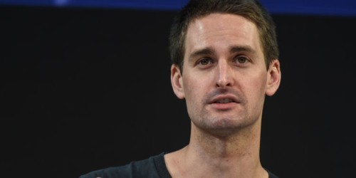 LIVE: Snap beat Wall Street's expectations for Q1 2019 but its user growth is still stalled