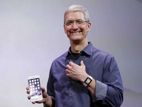 Apple Is Finally Turning On The iPhone 'Kill Switch' - Business Insider