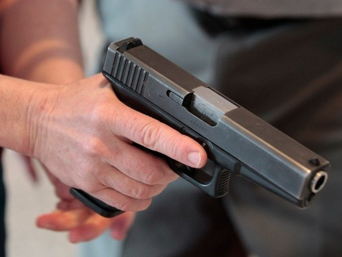 College students are using this app to show off their loaded guns and other weapons