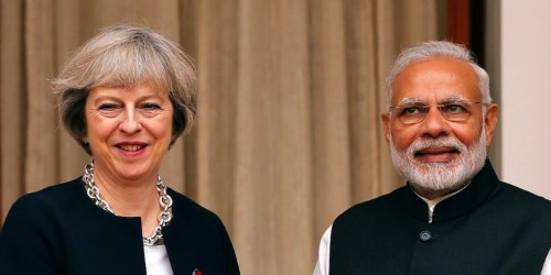 India in no 'rush' to sign a post-Brexit trade deal and will tell Britain to accept more migrants