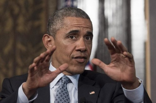 US oil production 'important' amid clean energy transition: Obama