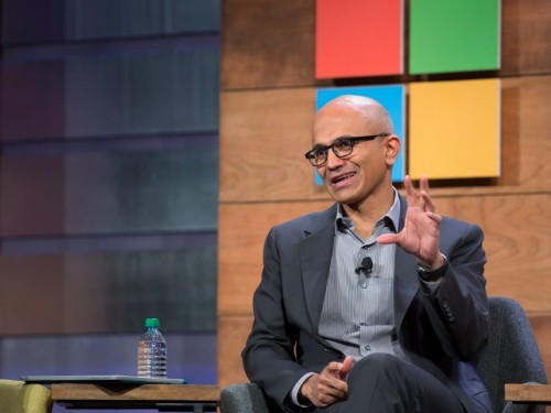The brilliant career advice from Microsoft's CEO in 1 sentence