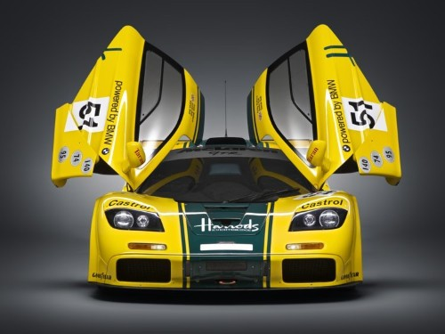 The supercar we've all been waiting for is here — the next McLaren F1