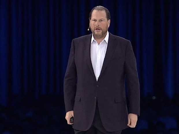 Cloud Computing Guru Marc Benioff Offered To Fix Healthcare.gov For Free And The White House Said No