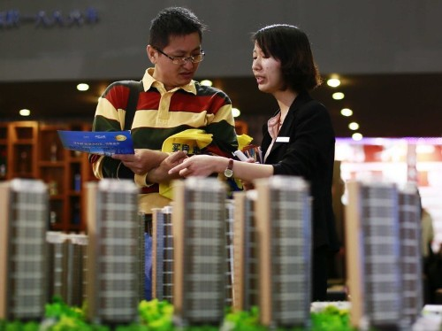 China's Efforts To Cool Off Its Red-Hot Housing Market Are Sort Of Working