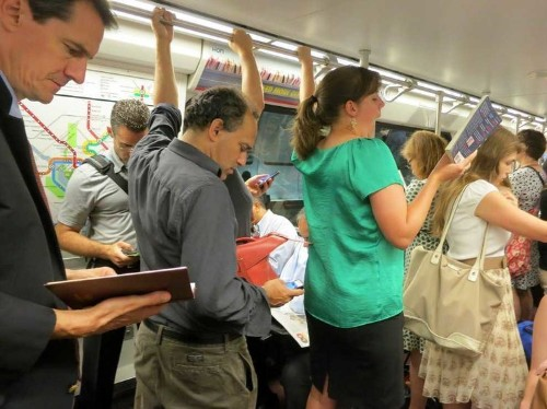 13 Things You Should Do On Your Commute Instead Of Playing Candy Crush