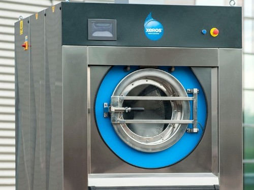 This nearly waterless washing machine could save billions of gallons of H2O every year